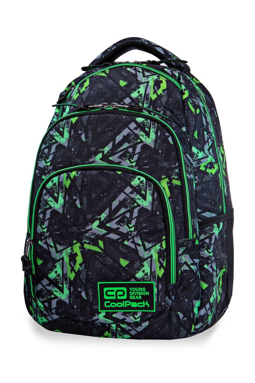 Рюкзак серии VANCE коллекции ELECTRIC GREEN, CoolPack