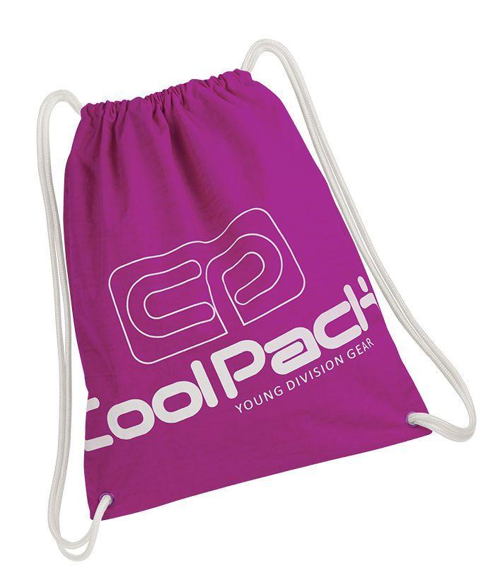 Сумка для обуви SPRINT фиолетовая, CoolPack