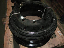 Диск колесный 20х8,5 МАЗ 64229,53366,6301 в сб. с кольцами (пр-во Россия), 54321-3101012