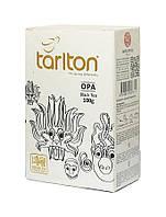 Tarlton чай черный OPA цейлонский крупнолистовой 100 грамм