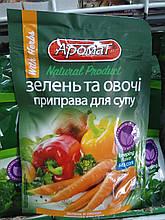 Зелень и овощи для супа 40г (не містить солі)