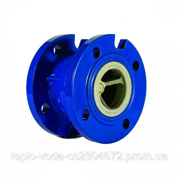 Обратный клапан подпружиненный Ду100 Ру16