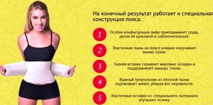 """Пояс для похудения - Миостимулятор """"Miss Belt"""", фото 2"""