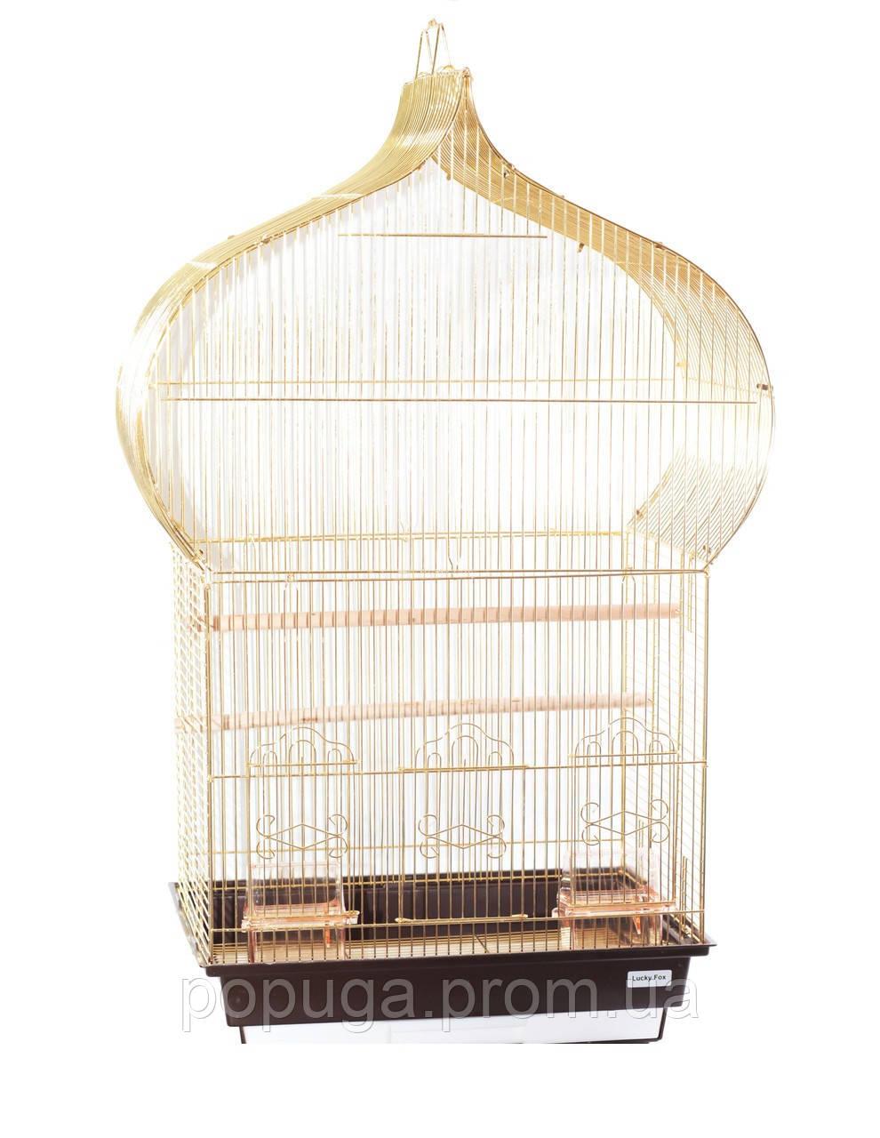 Клетка для птиц Jasmine 6102-G 46,5*36*88см.