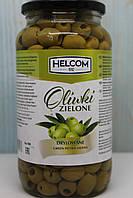 Оливка Helcom зелена 900г Польща