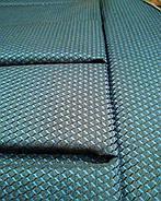 Чехлы сидений Ланос Заз Синие (горбы), фото 4