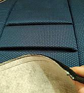 Чехлы сидений Ланос Заз Синие (горбы), фото 5