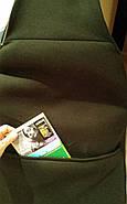 Чехлы сидений Ланос Заз Синие (горбы), фото 6