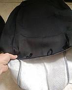 Авточехлы Skoda Fabia (6Y) Hatch-B  с 2011 г.(раздельная) серые, фото 6