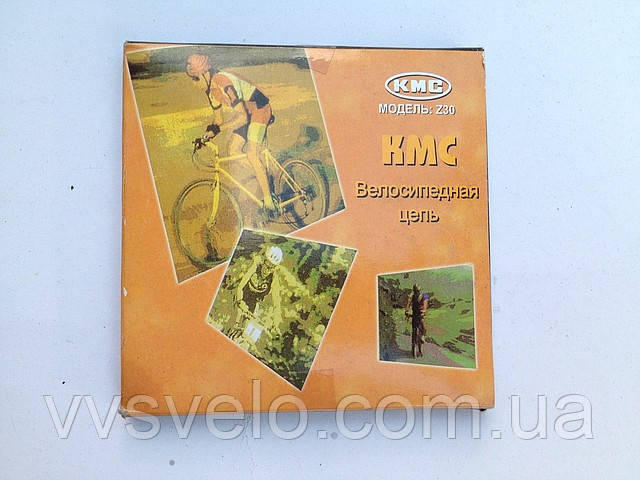 Велосипедная цепь KMC Z-30