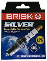 Свечи Зажигания Brisk Silver DR15YS
