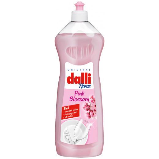 Засіб для миття посуду Dalli Pink Blossom 1л