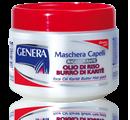 """Маски для волосся"""" """"GENERA HAIR CARE"""" (Італія) рисовою олією і олією каріте 500 мл"""