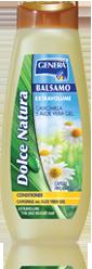 Кондиціонер для волосся GENERA DOLCE NATURAGENERA DOLCE NATURA (Італія) ромашкою і екстрактом алое вера 500 мл