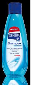 Шампунь делікатний GENERA Vegetable Proteins (Италия) для чувствительной кожи головы 1 л