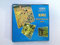 Цепь велосипедная KMC Z50 с замком