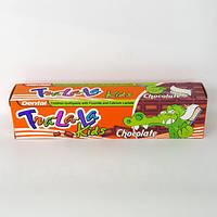 Зубная паста детская со вкусом Шоколада Dental (Болгарія) 50мл