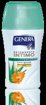 Засіб для інтимної гігієни   GENERA  (Італія) Алое та Календула 300 мл