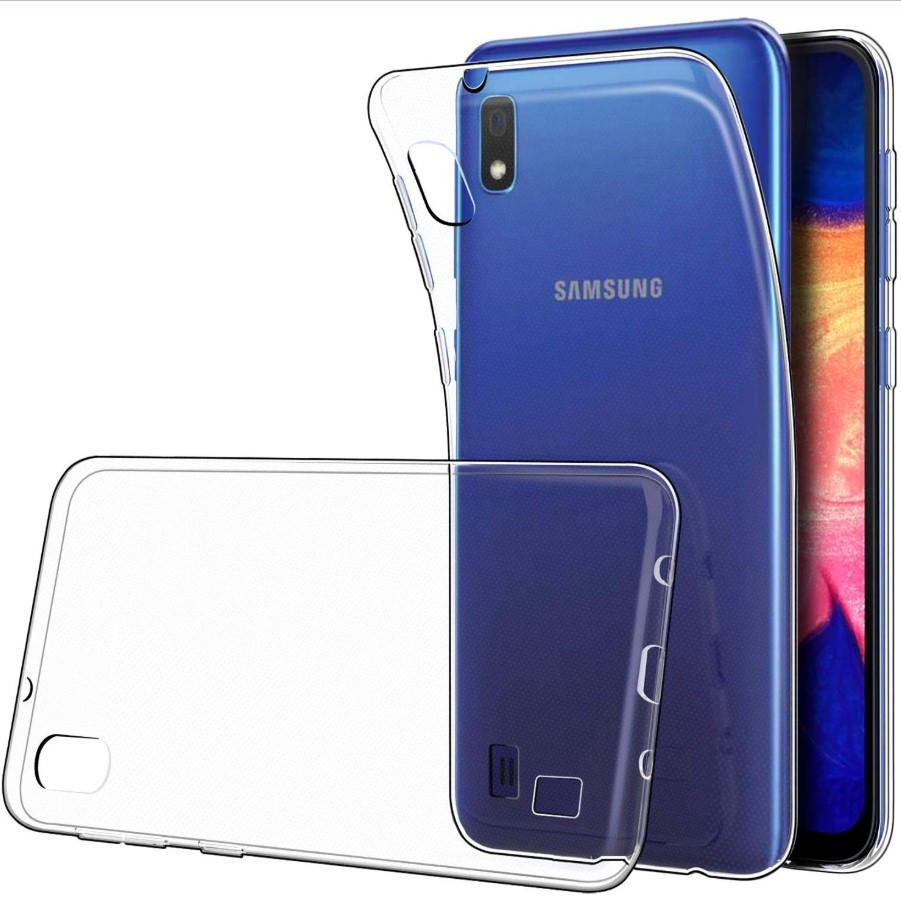 Прозрачный TPU чехол для Samsung Galaxy A10 2019 A105