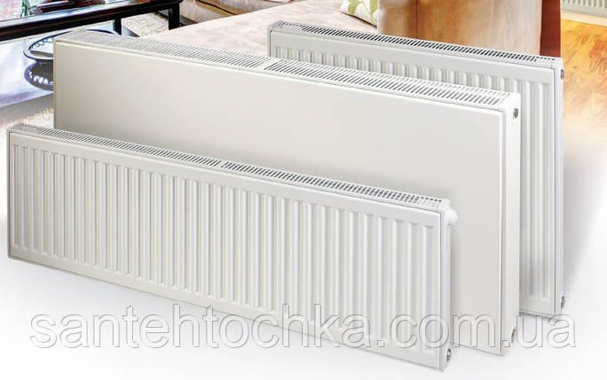 Радиатор Djoul стальной TYPE11 H500 L=1000, фото 2