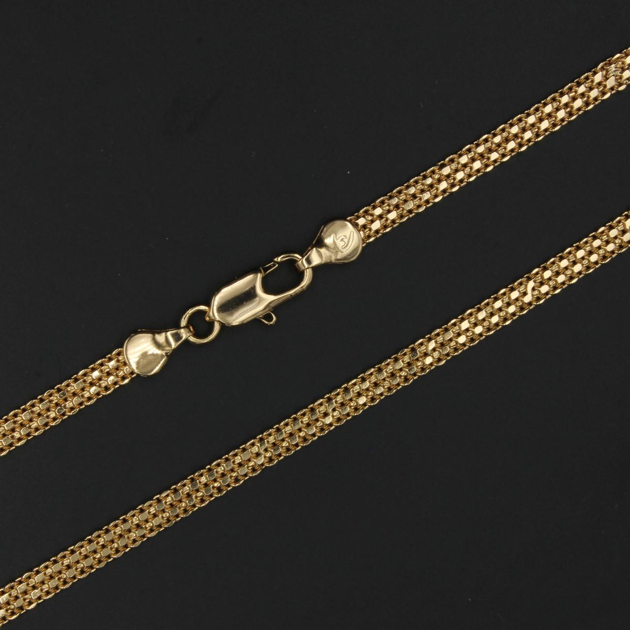 Ланцюг Бісмарк, плетення бісмарк, 60см