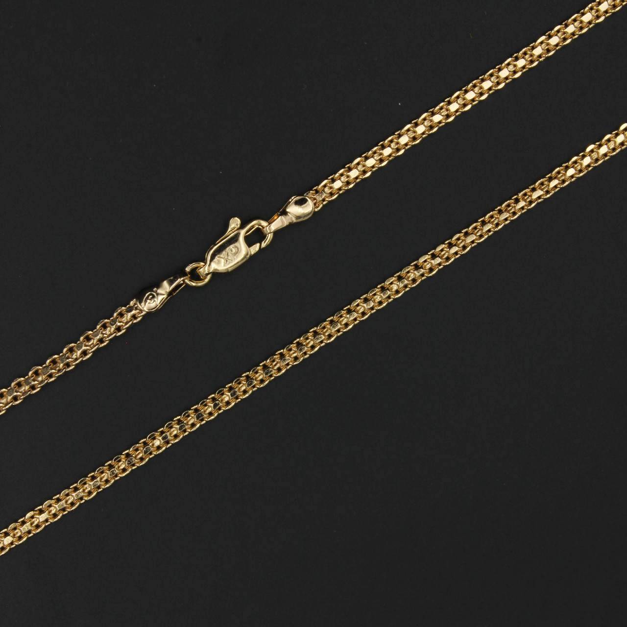 Ланцюг Бісмарк-45, плетення бісмарк, 45см