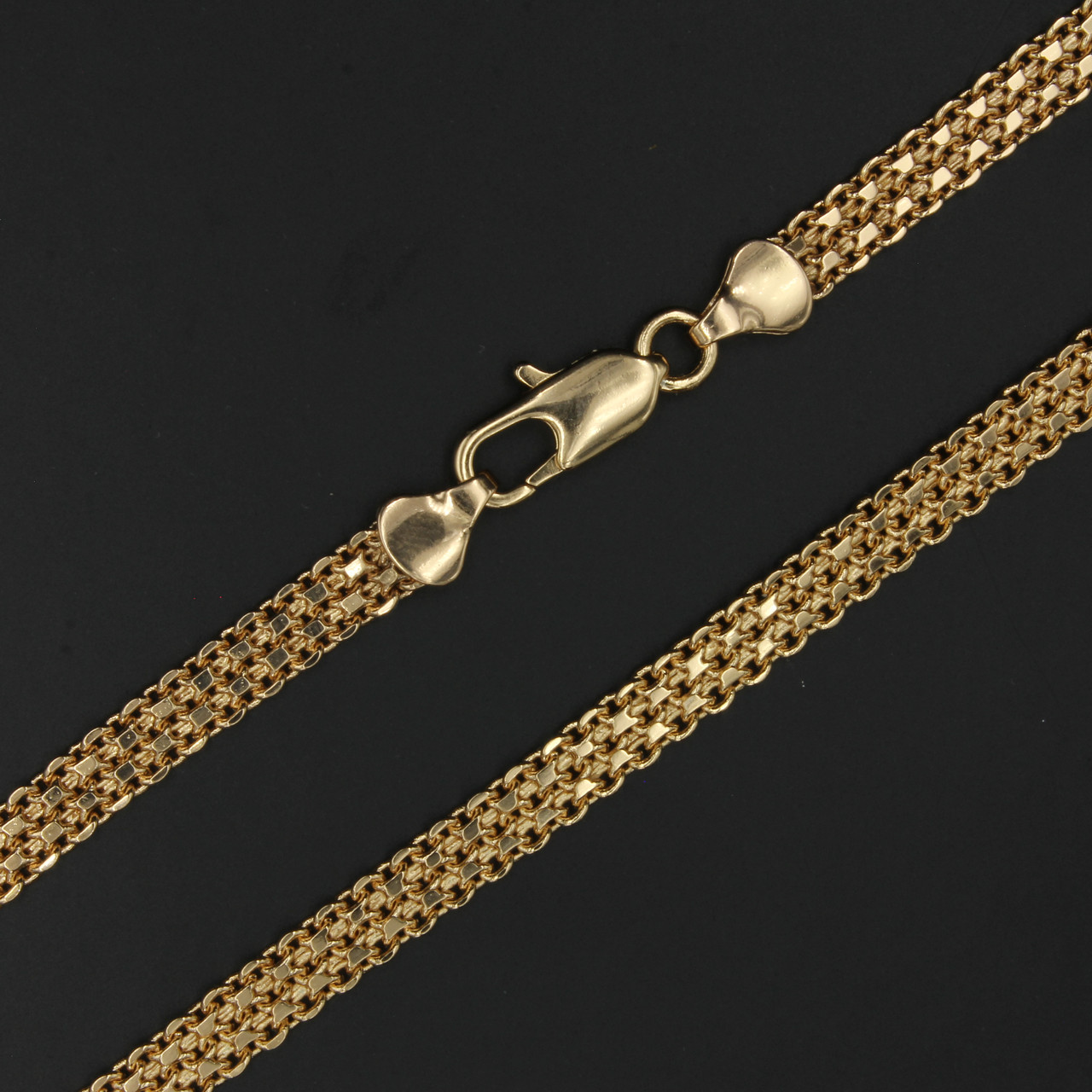 Ланцюг Бісмарк-60, плетення бісмарк, 60см
