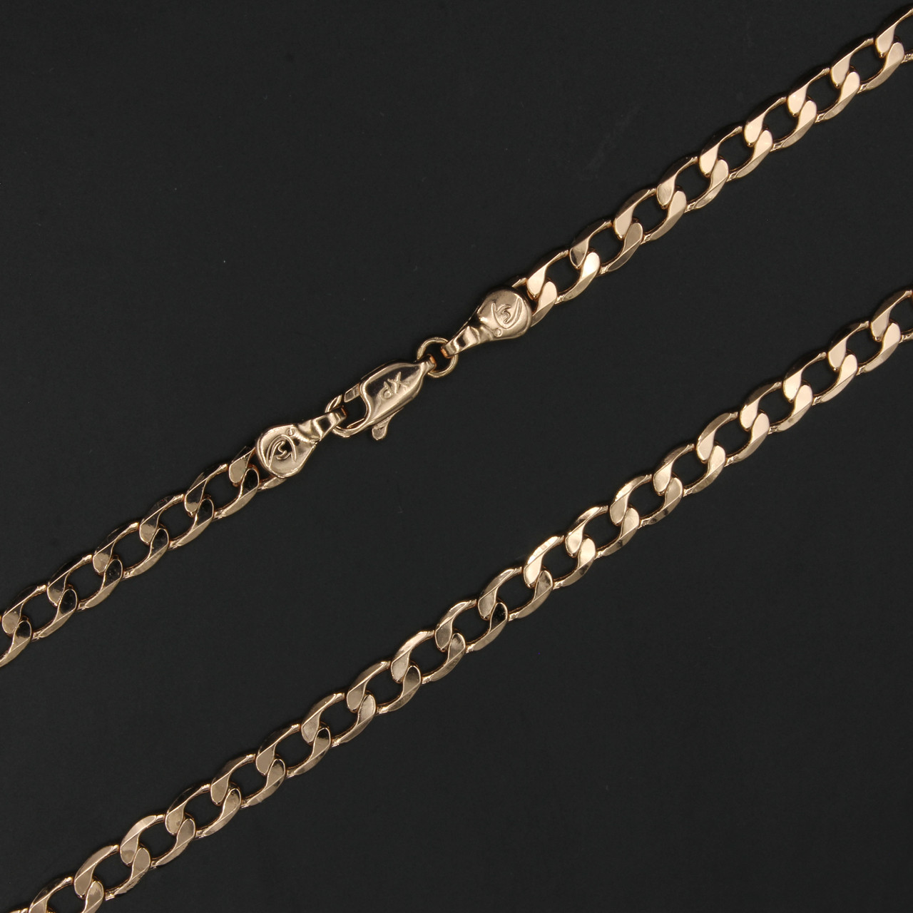 Ланцюг Гурмет-60, плетення панцирне, 60см