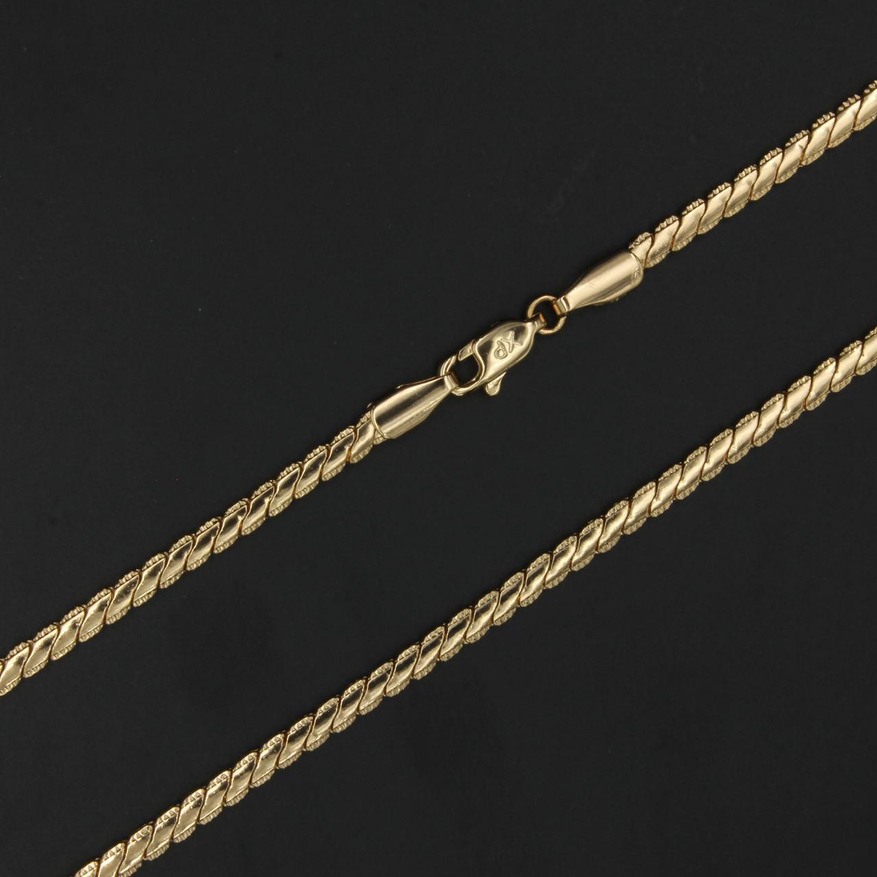 Ланцюг Шнурок, плетіння шнурок, 50см