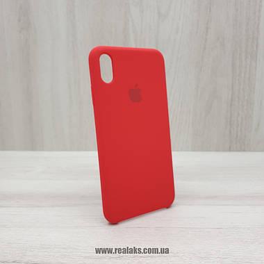Чехол Silicone Case для Apple iPhone XS Max r, фото 3