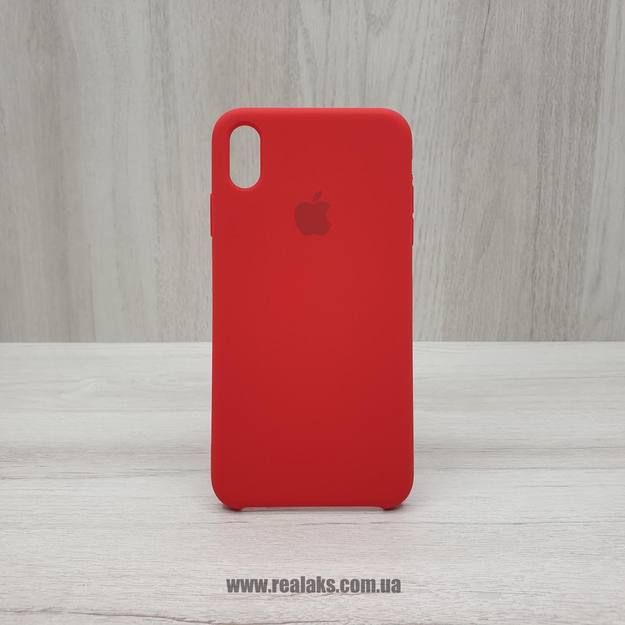 Чехол Silicone Case для Apple iPhone XS Max r