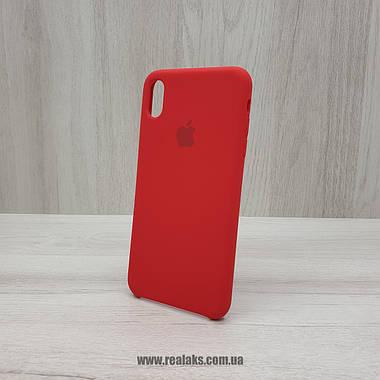 Чехол Silicone Case для Apple iPhone XS Max r, фото 2