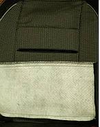 Чехлы сидений Ланос Серые, фото 4