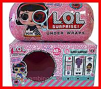 Кукла LOL (ЛОЛ) в капсуле с декодером 15 surprises 45+ to collect, 23 series