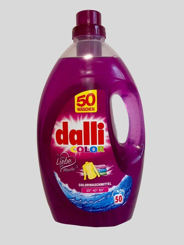 Гель для прання Dalli Color