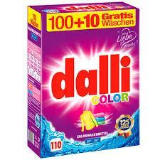 Порошок для прання Dalli Color 7,15кг
