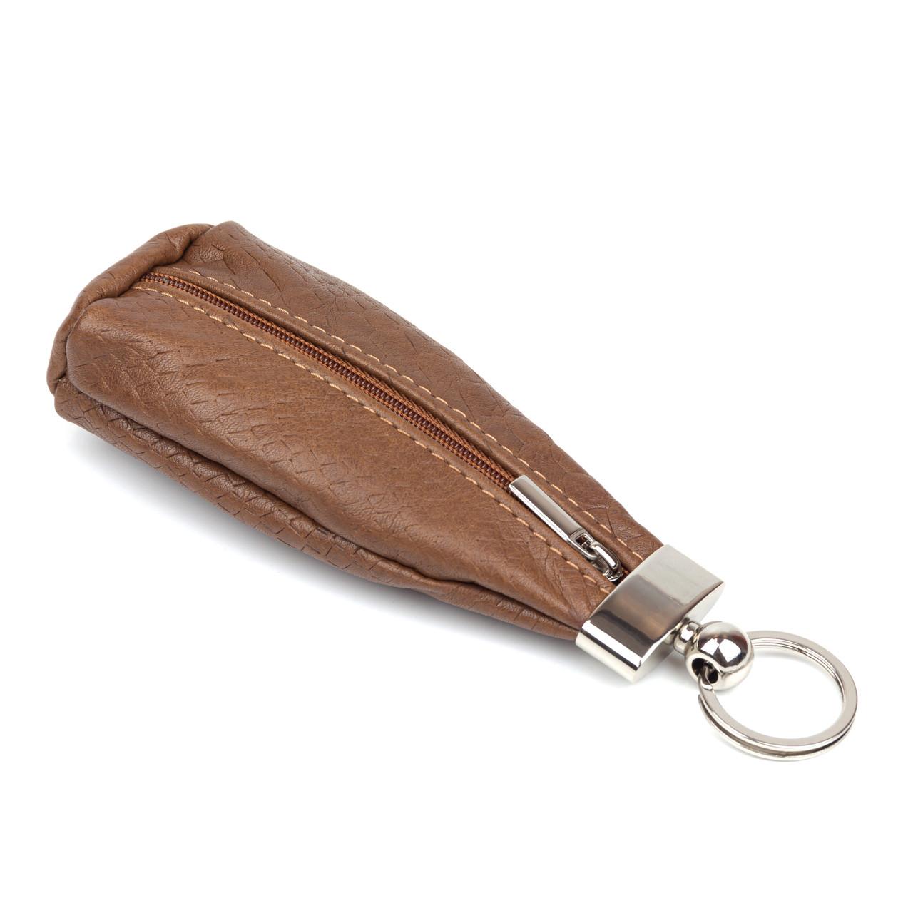 Ключница Woman's heel светло-коричневая (В-333-2)