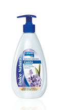 Жидкое мыло  GENERA DOLCE NATURA  (Италия) Лаванда та Ваніль 500 мл