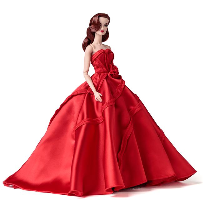 Колекційна лялька Integrity Toys 2020 Jason Wu Velvet Rouge Véronique Perrin Exclusive