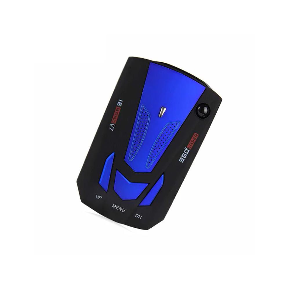 Антирадар Tilon V7 Blue защита от детектирования цифровой дисплей радиус обнаружения 360 градусов