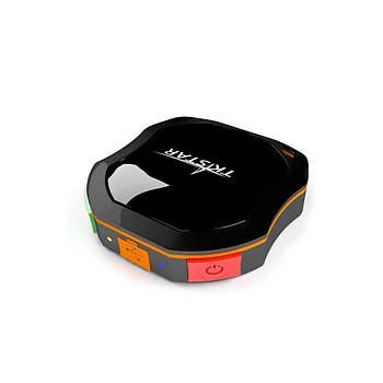 Автомобильный GPS-трекер TK-STAR TK-109 универсальный на мощном неодимовом магните SOS водонепроницаемый