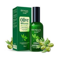 Масло для волос оливковое BIOAQUA Olive Charming Hair (50мл) Оригинал