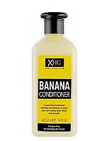 """Безсульфатный кондиционер для волос """"Банан"""" Xpel 400мл"""
