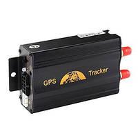 Автомобильный GPS-трекер BAANOOL Coban 103A с реле и микрофоном GSM блокировка двигателя сигнализация Оригинал