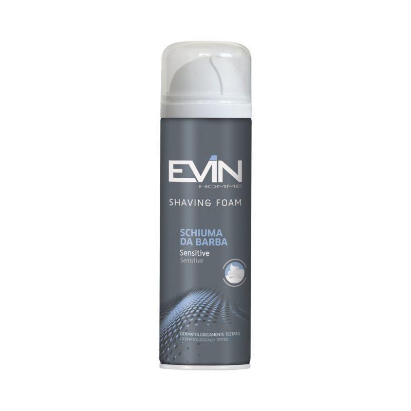 Піна для гоління EVIN HOMME для чол. для чутливої шкіри 300 мл