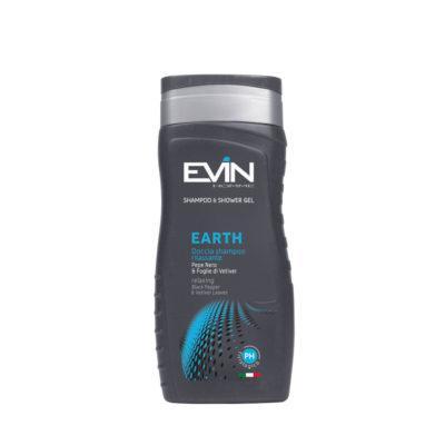 Шампунь-гель для душу EVIN Земля 300 мл