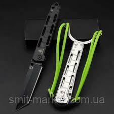 Охотничий нож складной 21.5 см, фото 2