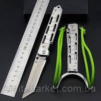 Охотничий нож складной 21.5 см, фото 3