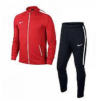 Мужской спортивный костюм Nike красный