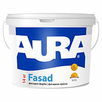Акриловая фасадная краска AURA Fasad 14 кг